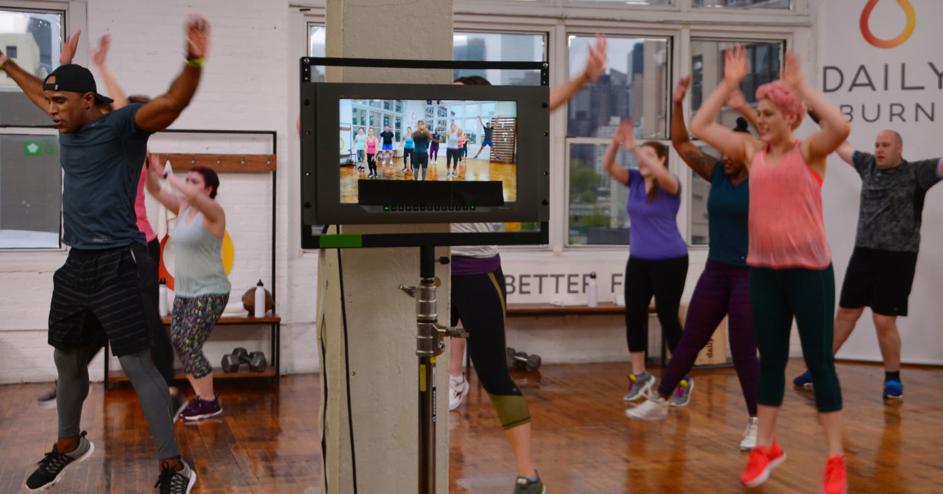 No More Excuses Workout Classes Stream Live To Your Living Room