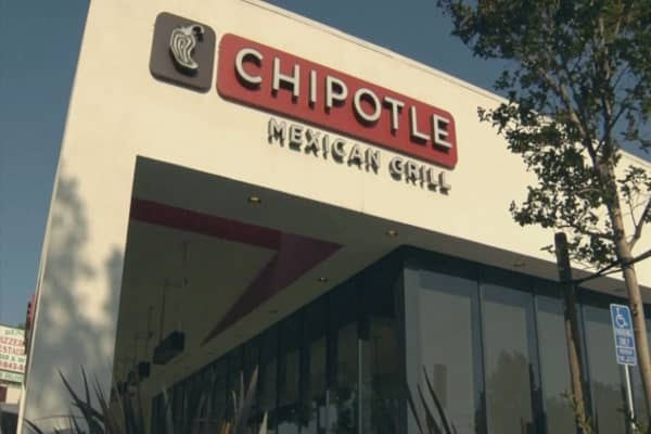 Chipotle testing burrito delivery using drones