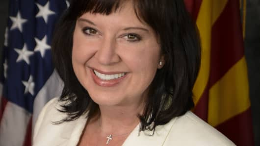 Michele Reagan, Arizona Secretary of State