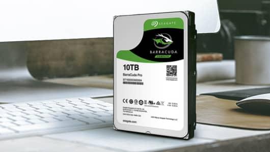Seagate 10 TB hardrive