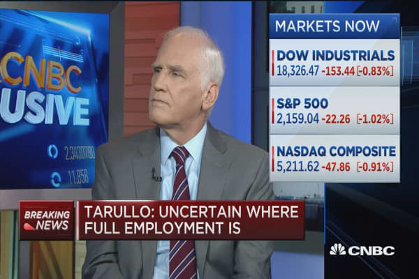 Tarullo: It's possible rates could rise this year