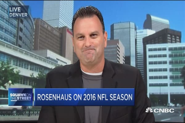 Stories of the 2016 NFL season
