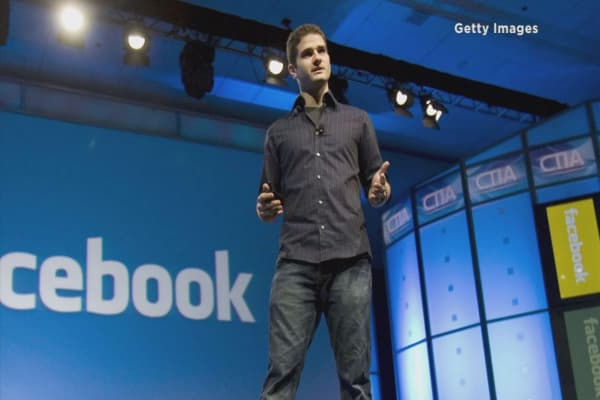 Facebook co-founder gives $20M to block Trump