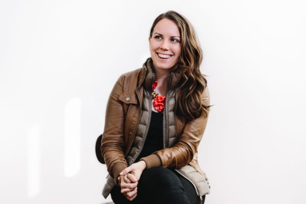 Liz Salcedo, founder and CEO of Everpurse