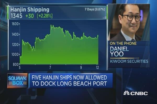 The latest on the Hanjin Shipping saga