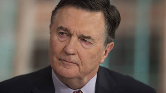Dennis Lockhart, president and chief executive officer of the Federal Reserve Bank of Atlanta.
