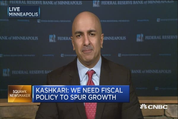 Politics does not come up in Fed meetings: Neel Kashkari