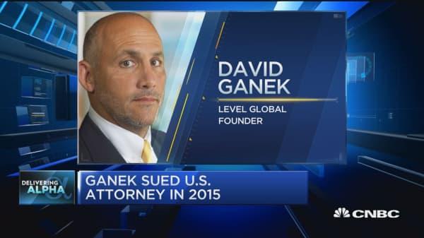 Who is David Ganek?