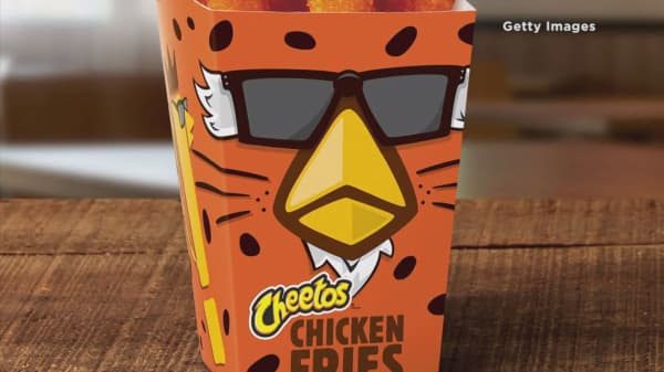 Burger King unveils Cheetos Chicken Fries
