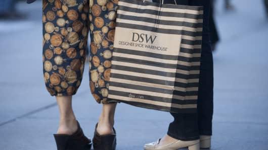 DSW Inc. shoe store