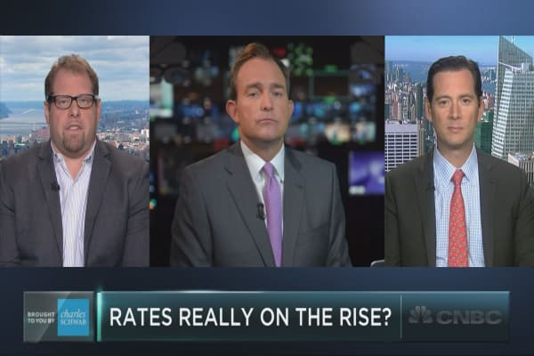 Are Treasury yields on their way higher for real?
