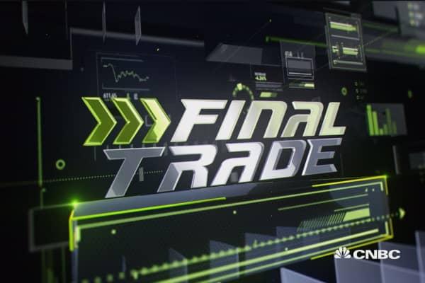 Final Trade: EWJ, FB, TSLA, APC