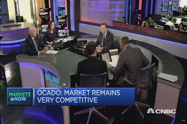 Ocado is a story stock: Strategist
