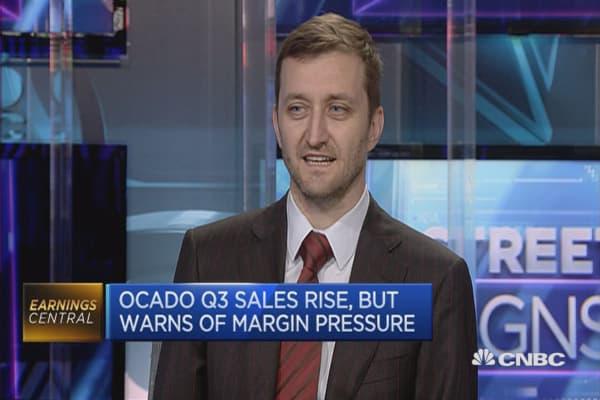Ocado still structural winner in online grocery: Analyst