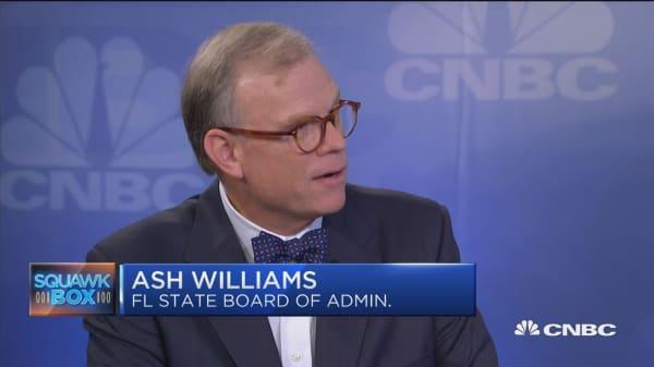 Fixing the pension crisis: Ash Williams