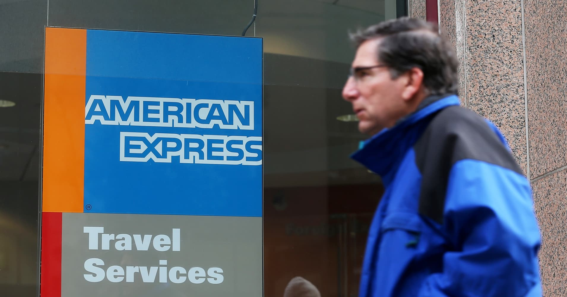 American Express plans to suspend share buyback due to tax reform