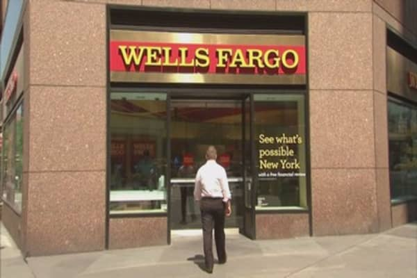 Wells Fargo exec leaving with $124.6M
