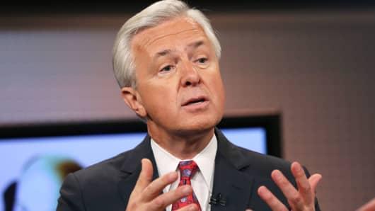 John Stumpf, CEO, Wells Fargo