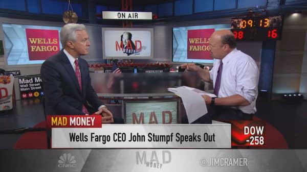 Wells Fargo CEO John Stumpf on alleged abuses: 'I am accountable'
