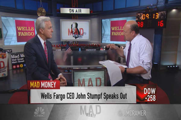 Wells Fargo CEO John Stumpf on alleged abuses: 'I am accountable'