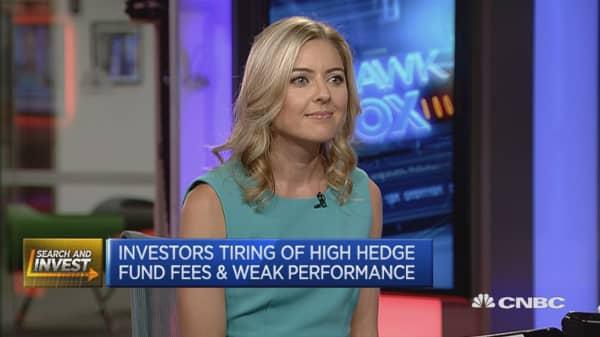 Hedge funds still lagging benchmarks