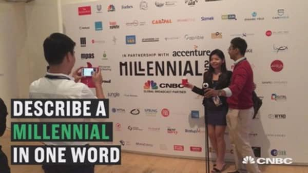 Describe a Millennial in one word