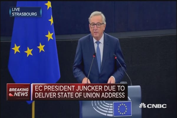European Union does not have enough union: Jean-Claude Juncker