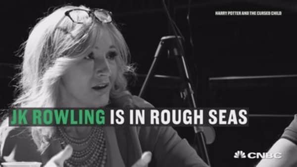 Accio Amphitrite! JK Rowling lists her luxury yacht for $20M