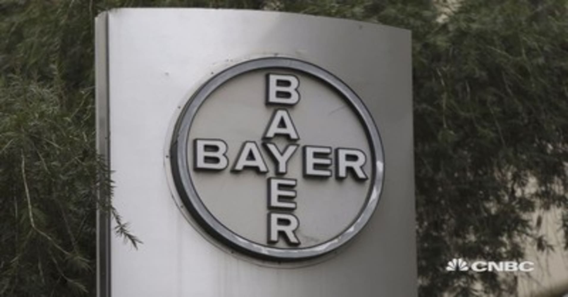 Bayer shares slide after Monsanto's Roundup cancer trial