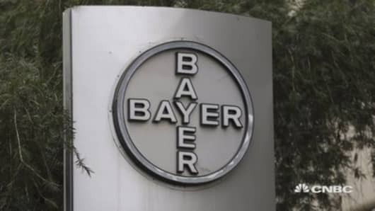Bayer buys Monsanto for $66B