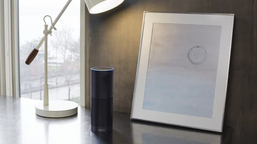Amazon has announced that Alexa, the brain that powers Amazon Echo, is coming to the UK, along with two Alexa-enabled devices: Echo and the all-new Echo Dot.