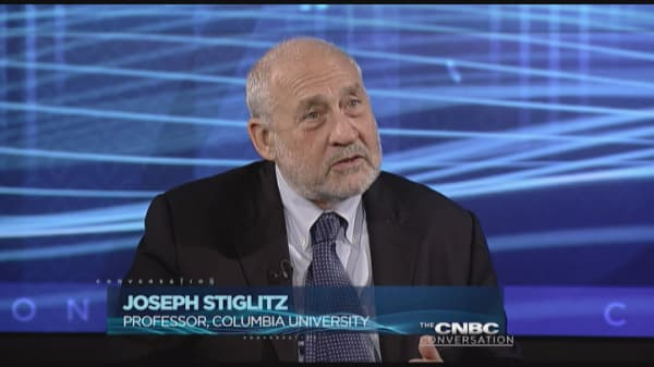 The Eurozone project was flawed from the beginning: Stiglitz