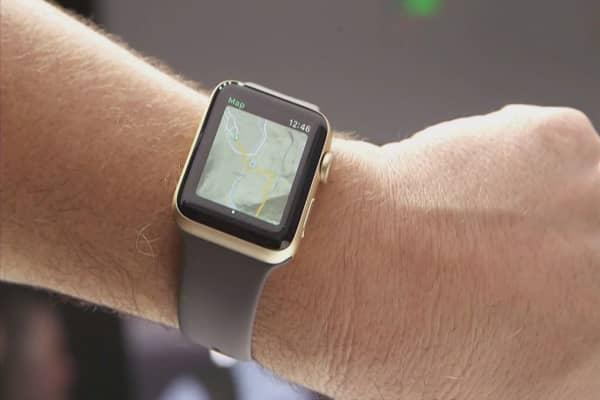 Key focus of the Apple Watch 2