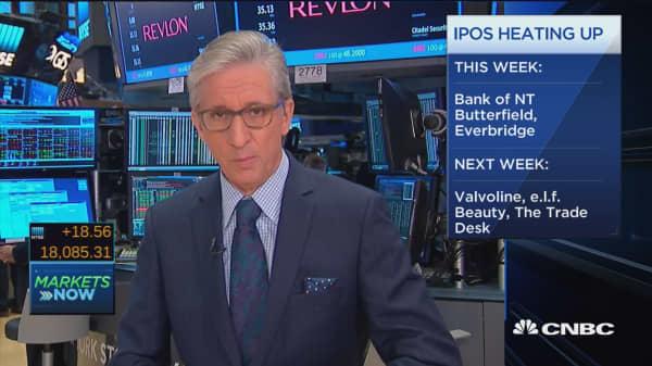 Pisani: Lower volatility today