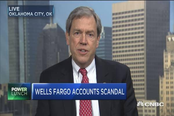 Fine on WFC: Double standard on regulatory enforcement
