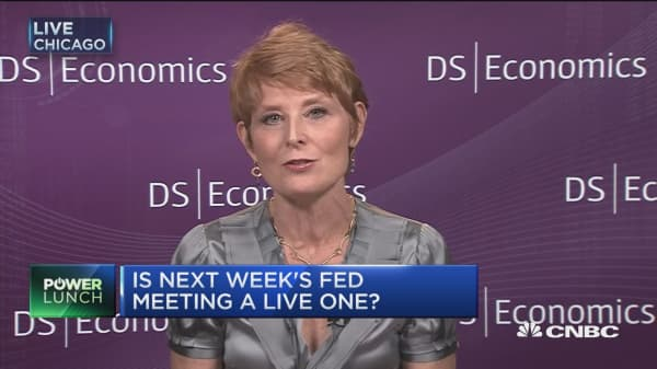 Countdown to the Fed decision
