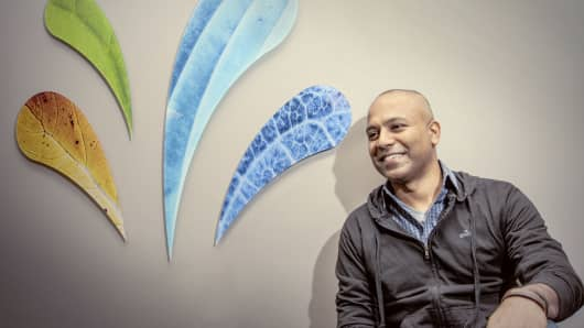 Social media guru Ragy Thomas, founder and CEO of Sprinklr