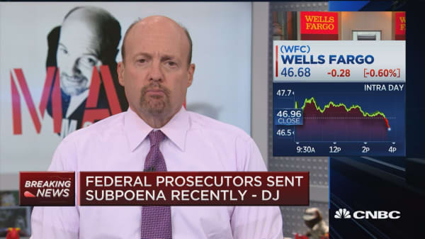 Cramer on WFC: What you want to know as an investor