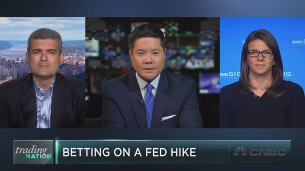 Goldman: Here's how to bet on a rate hike