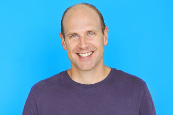 Mike McDerment, Co-founder and CEO of FreshBooks.