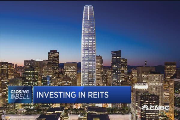 Real estate reality check: Investing in REITs