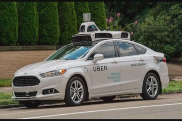 Your Self-Driving Uber​ is arriving now, Pittsburgh.