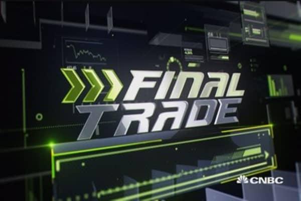 Final Trade: TJX, C, & more