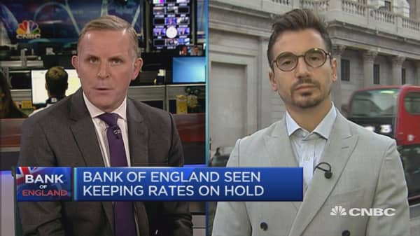 Sterling is stable, but not because of the BOE: Expert