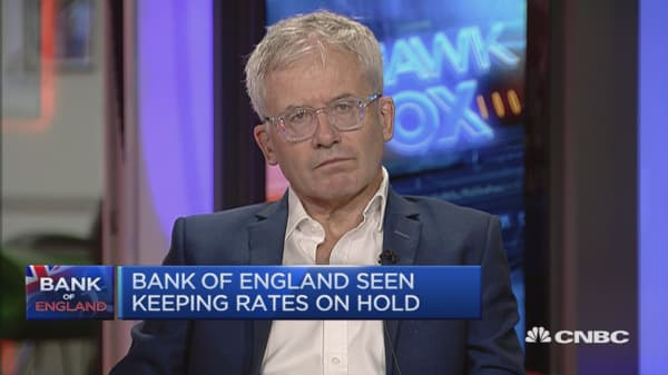 The BOE won't do what markets have implied: Expert