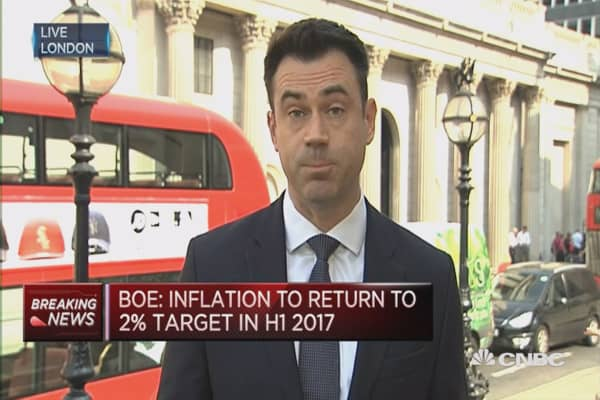 BoE to cut rates in February 2017: BAML