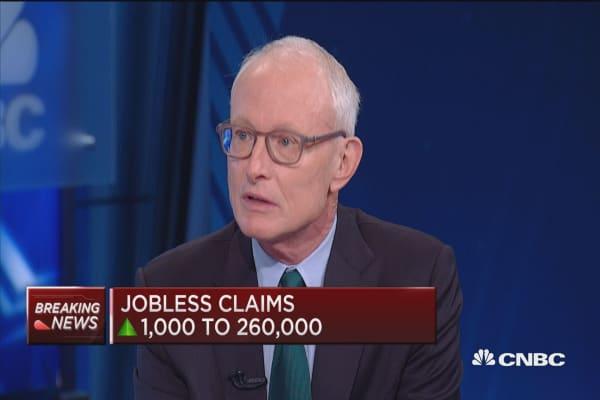 US economy caught in DC gridlock: Michael Porter