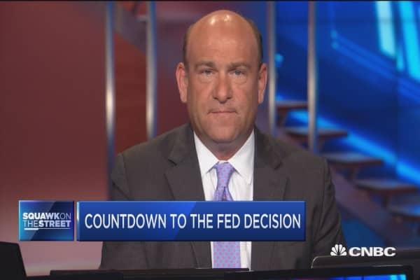 Data dump ahead of the Fed