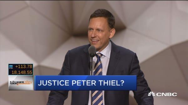 Justice Peter