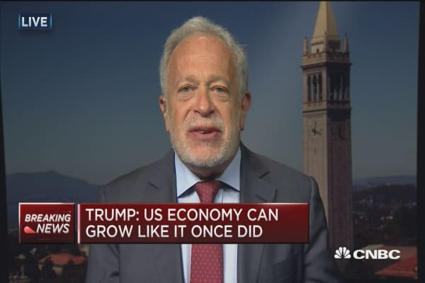 Reich on Trump: Couldn't find coherence in economic plan